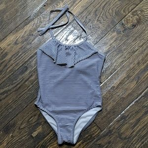Old Navy Striped Swimsuit